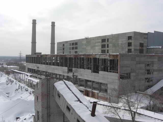 Производители асбеста в россии